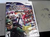 NINTENDO Nintendo Wii Game SUPER SMASH BROS BRAWL
